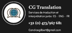 Candice Gilbert - CG Translation