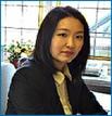 Eun-Jung Kim, traductrice-interprète jurée et de conférence en coréen, néerlandais et anglais en Belgique